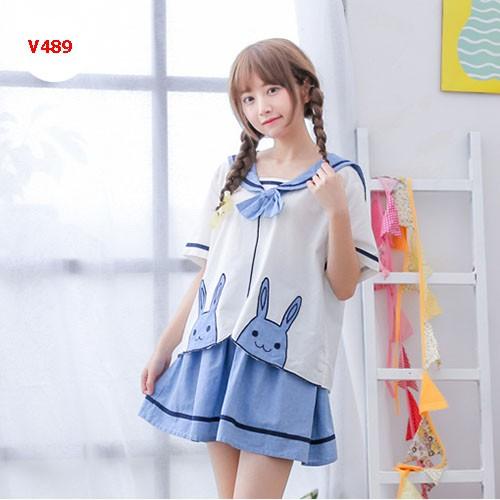 Váy V489