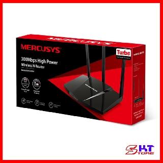 Yêu ThíchBộ Phát Wifi Mercusys MW330HP Chuẩn N Tốc Độ 300Mbps - Hàng Chính Hãng