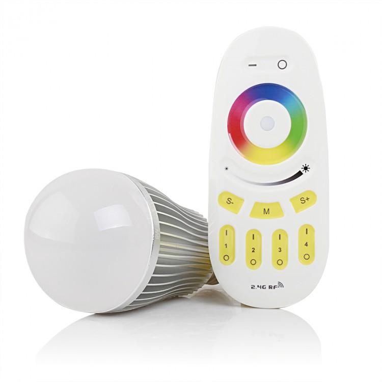 Điều khiển 16 triệu màu tặng thêm khi mua đèn