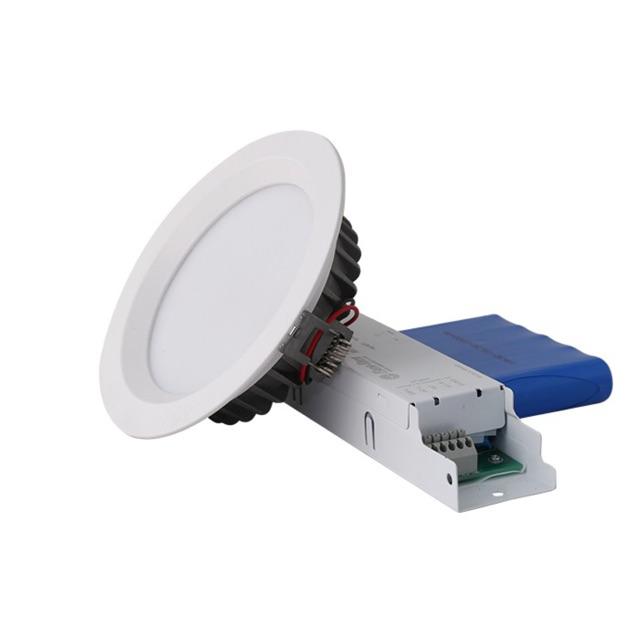 Đèn LED âm trần khẩn cấp 9W Rạng Đông D AT04L DP 90/9W