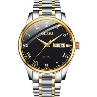 Đồng hồ OLEVS 5568 dây kim loại thanh lịch đơn giản tinh tế cho nam