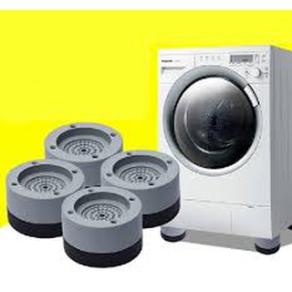 💥SALE SỐC💥 Chân máy giặt 4 miếng cao su cao cấp chống ồn chống rung (LOẠI 1)