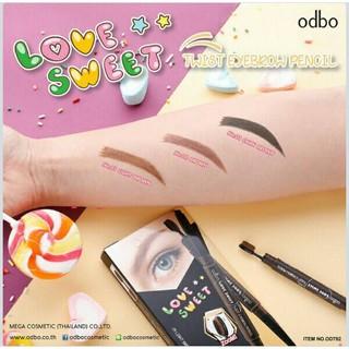 Kẻ Mày 2 Đầu Odbo Love Sweet OD782 thumbnail