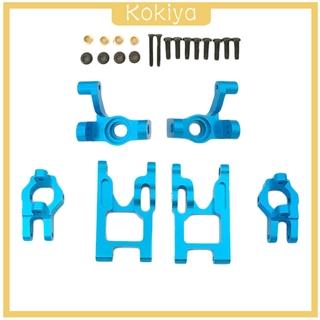 [KOKIYA] Metal Steering Parts C Hub Carrier for WLtoys 12428 12423 FY01 FY02 FY03