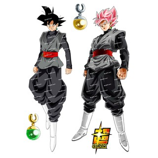 Mô Hình Nhân Vật Trong Dragon Ball