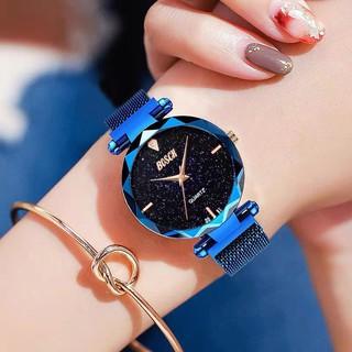 Đồng hồ nữ Bosck chính hãng dây nam châm titanium cao cấp thời thượng thumbnail