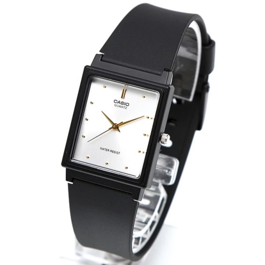 Đồng hồ nam nữ CASIO chính hãng MQ-38, dây nhựa