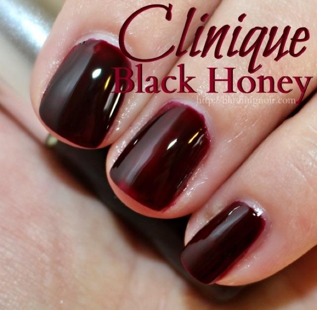 Son Clinique Almost Lipstick Tone Black Honey
