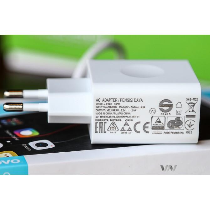 Adapter cho Lenovo 5V ~ 2A Hàng nhập khẩu