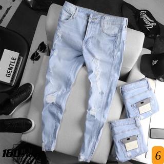 Quần jean nam cao cấp, chất liệu jean ( bò ) mềm mịn, from chuẩn, có nhiều mẫu đẹp đi kèm gutaha02