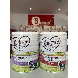sữa Karicare A2 Úc, hộp 900g số 1,2,3 thumbnail