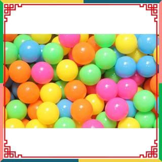 Túi 50 bóng 5cm cho bé chơi nhà bóng – bể bơi – Nhựa nhập Hàn Quốc – Sản xuất tại Việt Nam siêu rẻ