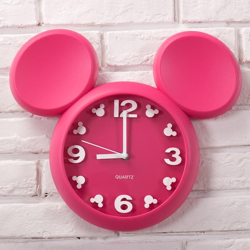 Đồng hồ treo tường - ANNABEL AY151 - Đồng hồ tai chuột độ