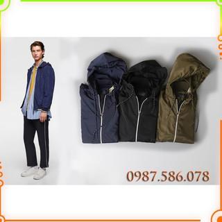 Áo khoác gió Zara nam xuất khẩu hàng đẹp full web
