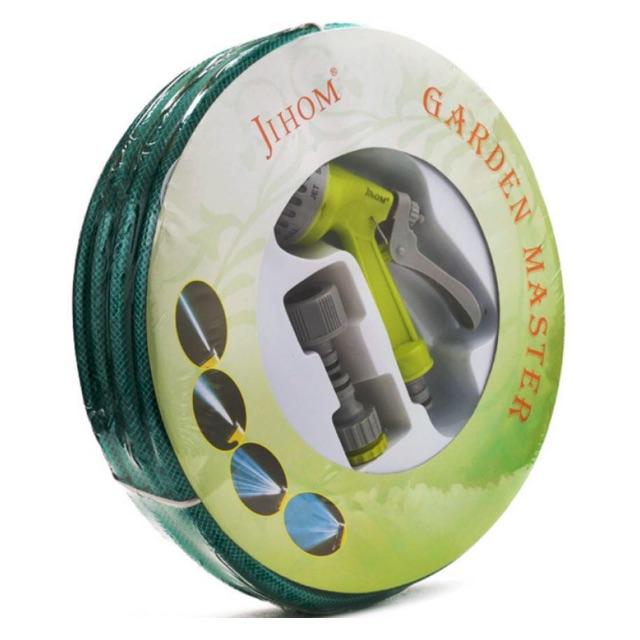 Bộ vòi xịt rửa xe Jihom 10m CGT-CS9