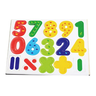 Bảng số đếm bằng nam châm cho bé