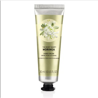 Kem Tay The Body Shop MORINGA HAND CREAM 30ml