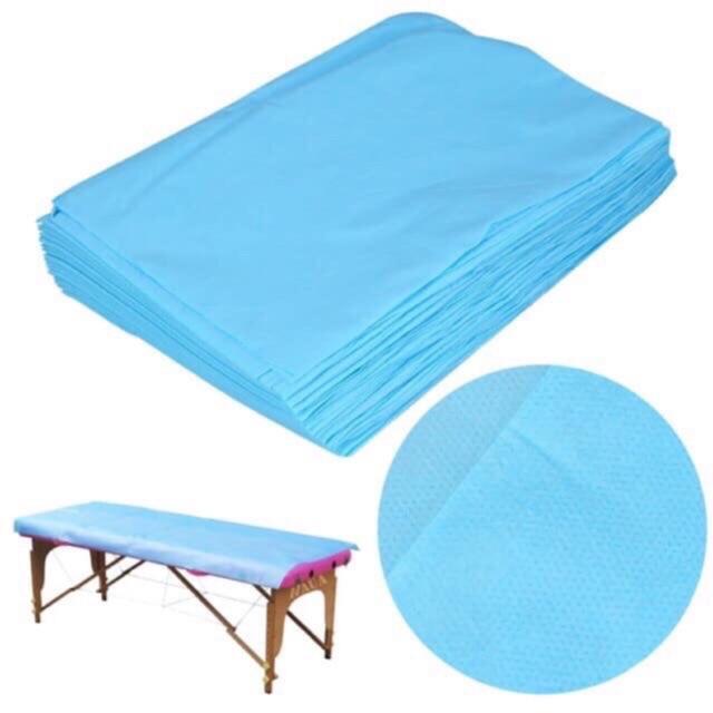 Tấm lót trải giường phun xăm, spa