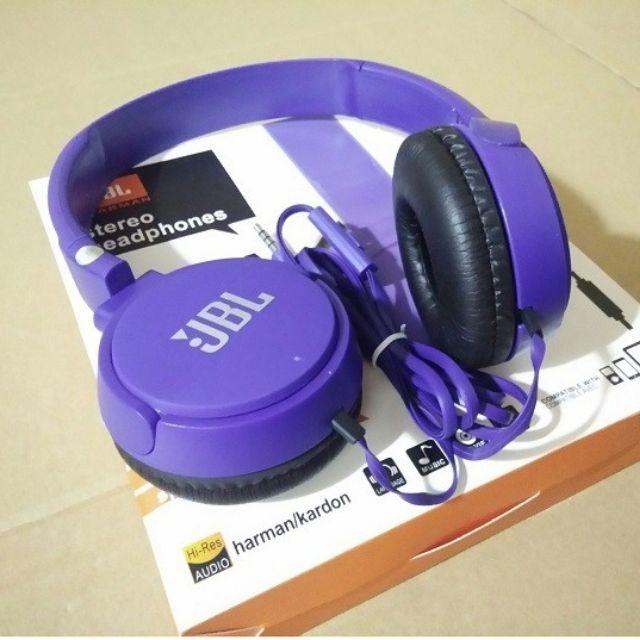HCM - Tai Nghe Chụp Tai Extra Bass JBL J08