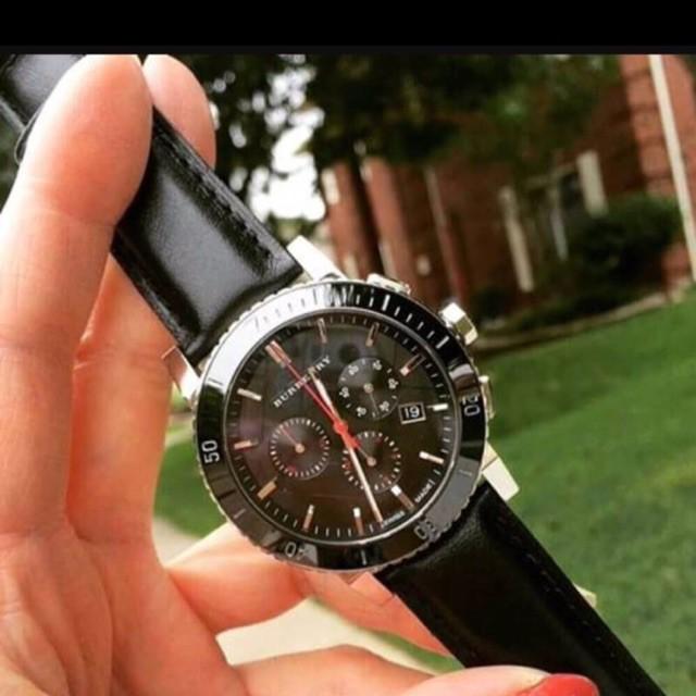 นาฬิกา Burberry ของแท้ 100 %