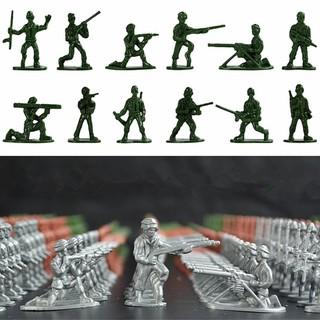 Set 303 mô hình quân lính bằng nhựa