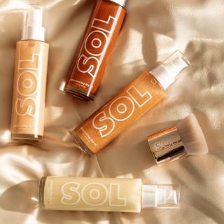 Xịt nhũ bắt sáng Colourpop SOL Dry Oil 90ml thumbnail