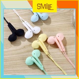 Tai Nghe Nhạc in-ear Macaron U19 Chân 3.5mm cho Android và iOS ⚡️Có mic - FULL MÀU HÀN QUỐC⚡️