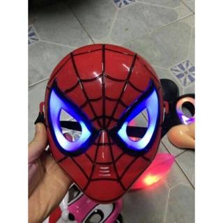 Mặt nạ siêu nhân phát sáng