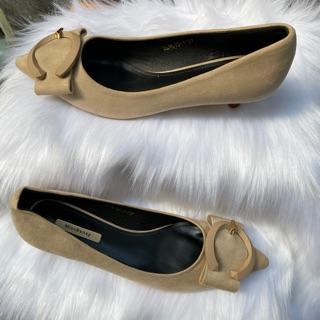 Giày mũi nhọn gót 5p