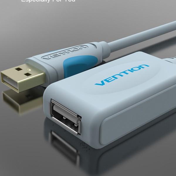 Cáp nối dài USB 2.0 Vention VAS-C01-S500 dài 5m