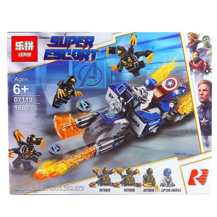 Bộ Lego Xếp Hình Ninjago Biệt Đội Siêu Anh Hùng. Gồm 188 chi tiết. Lego Ninjago Lắp Ráp Đồ Chơi Cho Bé. - 13834491 , 2278552028 , 322_2278552028 , 145000 , Bo-Lego-Xep-Hinh-Ninjago-Biet-Doi-Sieu-Anh-Hung.-Gom-188-chi-tiet.-Lego-Ninjago-Lap-Rap-Do-Choi-Cho-Be.-322_2278552028 , shopee.vn , Bộ Lego Xếp Hình Ninjago Biệt Đội Siêu Anh Hùng. Gồm 188 chi tiết.