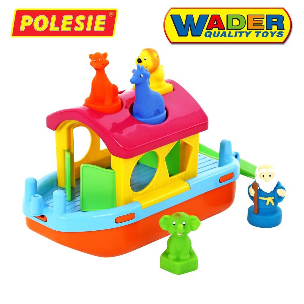 Đồ Chơi Con Thuyền Của Noah – Polesie Toys