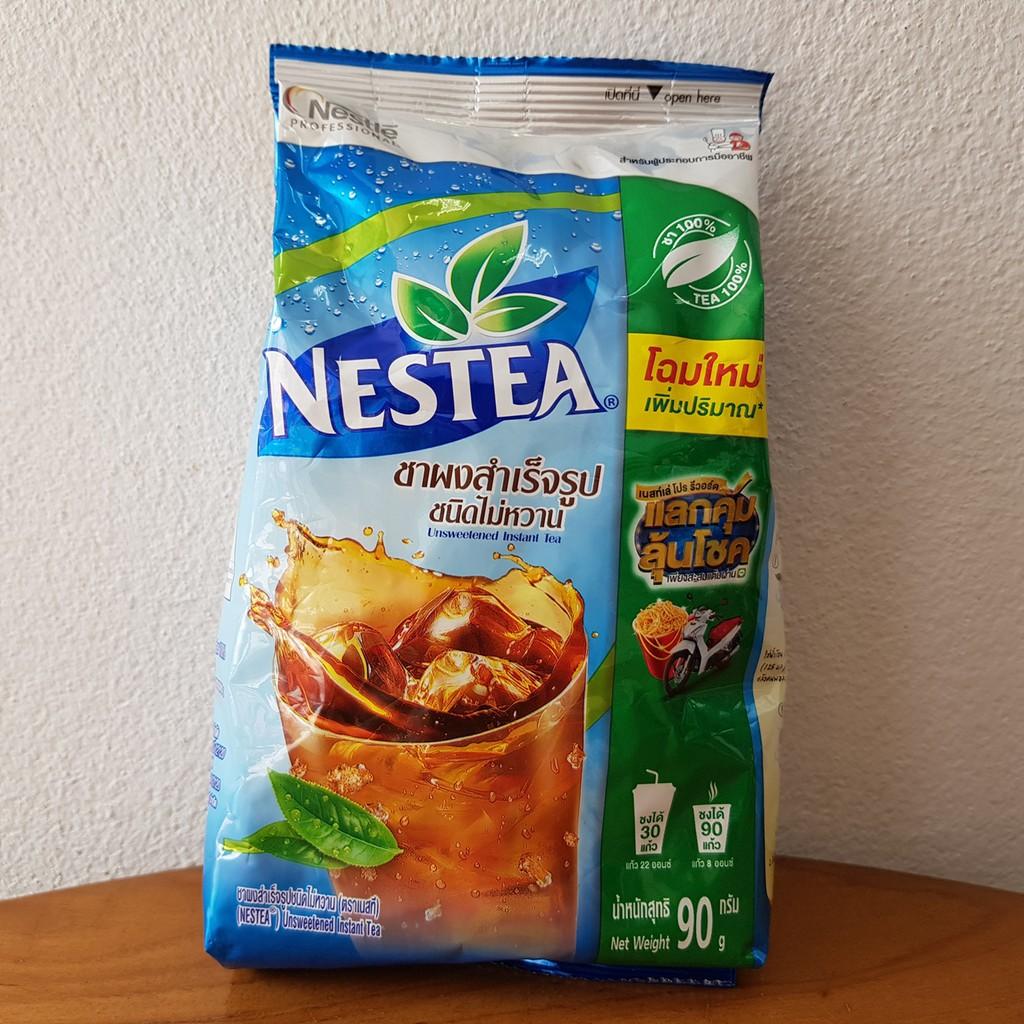 [Keto] ผงชาเนสที Nestea ชาดำ 100%