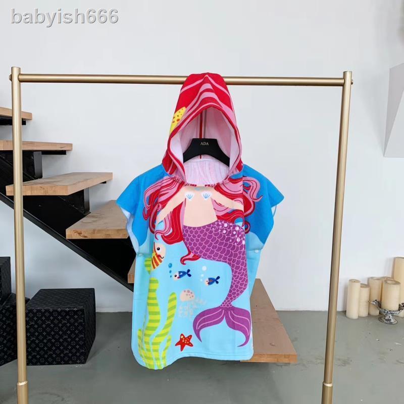 ♠☜Khăn tắm mềm mại thấm hút tốt thời trang 2020 cho bé