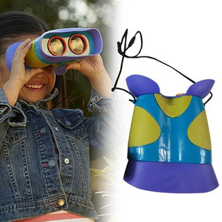 Cartoon Educational Silicone Gift Outdoor High Definition Portable Binocular