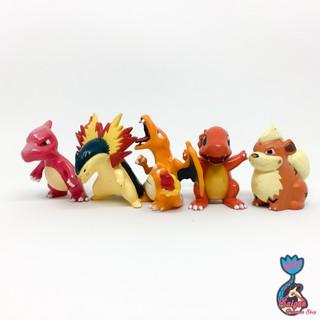 Bộ mô hình Pokemon tổng hợp PKM05
