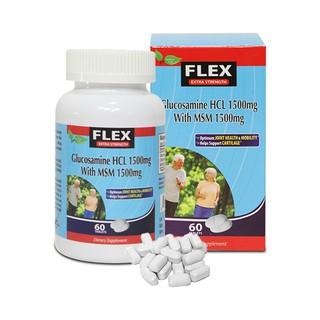 Thực phẩm bảo vệ sức khỏe Hỗ trợ sụn Khớp Natural Gift Flex (60 viên/hộp)