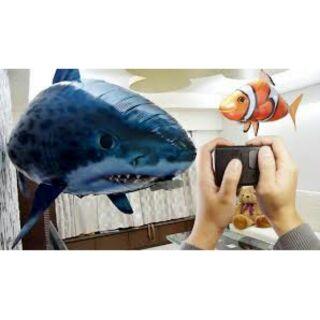 Bộ đồ chơi cá bay điều khiển từ xa (fly fish)