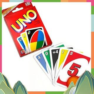 Bộ bài Uno Giấy cứng Cao Cấp