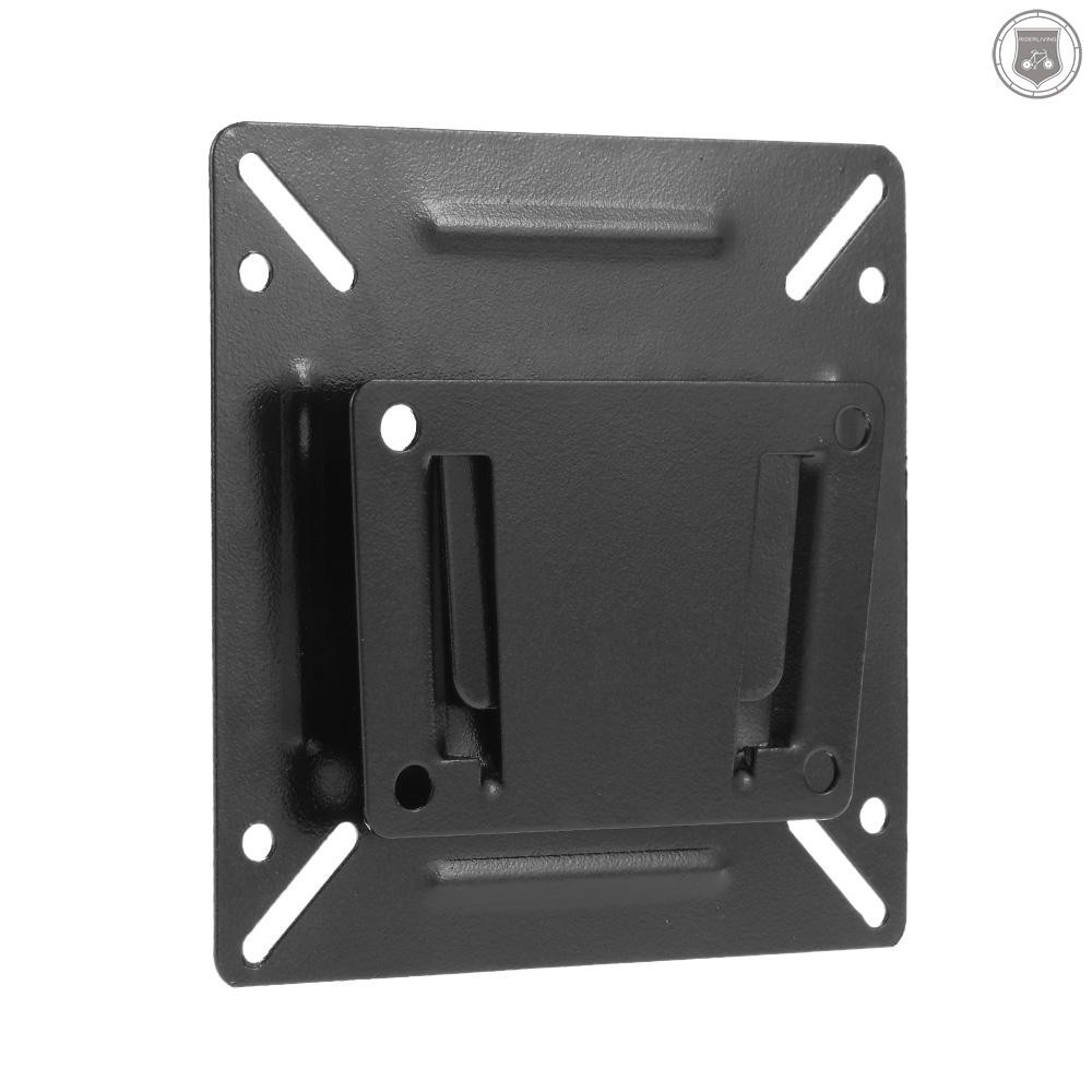 ☞[ready stock]C2 TV Wall Mount Bracket for Most 14-24 Inch LED LCD Plasma Flat Screen Monitor Max.33lbs/15kg Load Capacity Fixed Mou