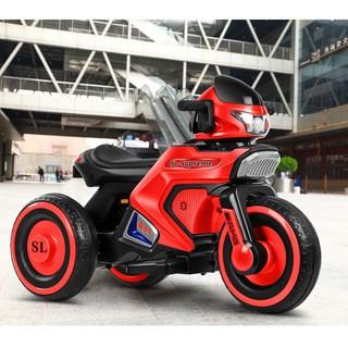 Xe Máy Điện Trẻ Em SL-SUPREME AMG cao cấp phiên bản siêu thể thao. thumbnail