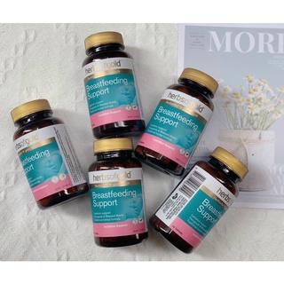 Viên uống lợi sữa Herbs of gold Breastfeeding Support 60 viên thumbnail