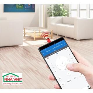 Cổng hồng ngoại điều khiển từ xa BASEUS Remote Control cho Android iPhone iPad (Lightning/Type-C/MicroUSB)