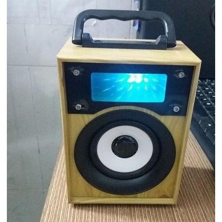 Loa gỗ Bluetooth F1 âm thanh chuẩn nghe nhạc cực đỉnh - 2694633 , 79902091 , 322_79902091 , 139000 , Loa-go-Bluetooth-F1-am-thanh-chuan-nghe-nhac-cuc-dinh-322_79902091 , shopee.vn , Loa gỗ Bluetooth F1 âm thanh chuẩn nghe nhạc cực đỉnh