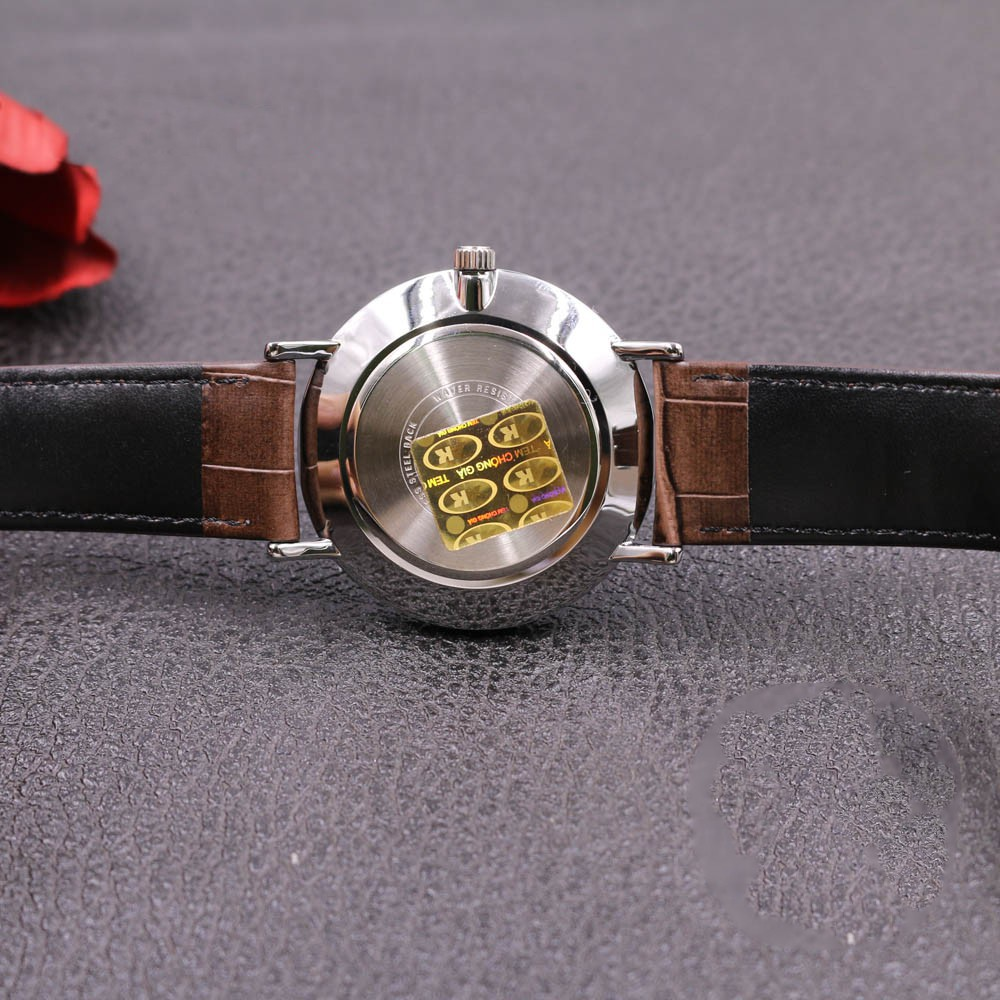 [HOT SALE] Đồng hồ nam dây da Casio Standard MTP-VT01L-7B2UDF chính hãng Anh Khuê