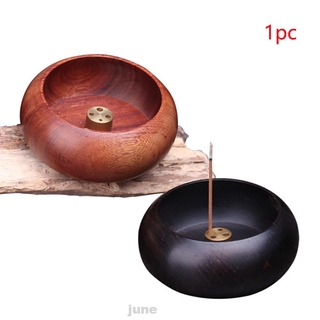 Round Practical Buddha Pentagram Yin Yang Incense Cone Plate