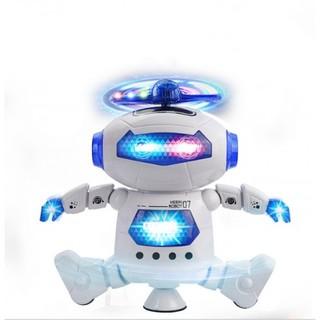 Đồ chơi Robot quay 360 độ LZ444-2