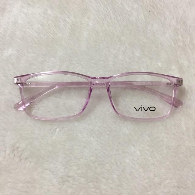 Gọng kính cận nữ vivo mã 6049