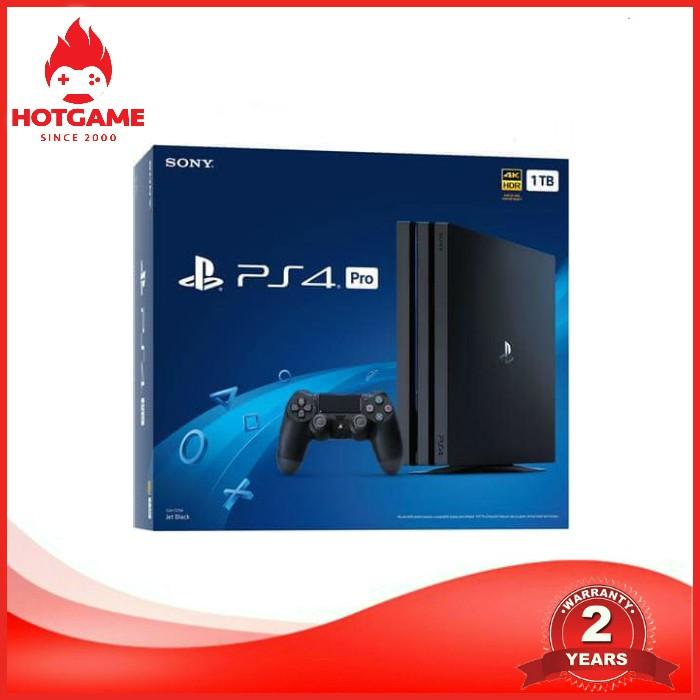 Máy chơi game Ps4 Pro 1T chính hãng