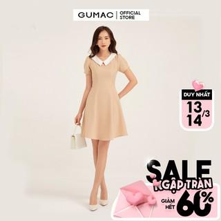 """Đầm ôm nữ GUMAC tay ngắn nhiều màu cao cấp, đủ size DB121 giá chỉ còn <strong class=""""price"""">18.700.000.000đ</strong>"""
